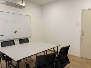virtual office penang meeting room